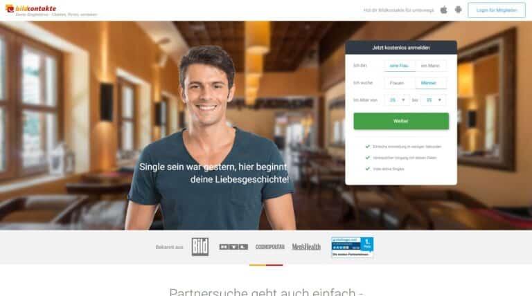 Bildkontakte.de - Singlebörsen