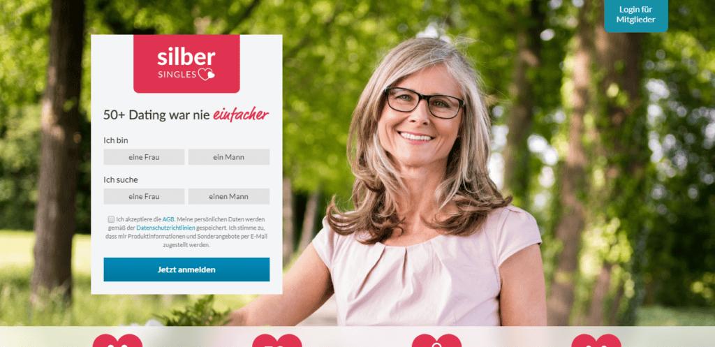 Silbersingles - übersicht über singlebörse for Senioren