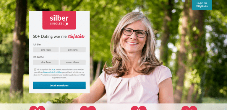 Senior dating sites über 50