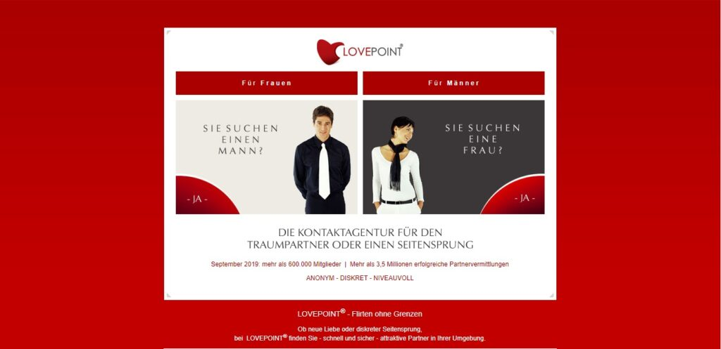 Lovepoint - Beste dating seiten