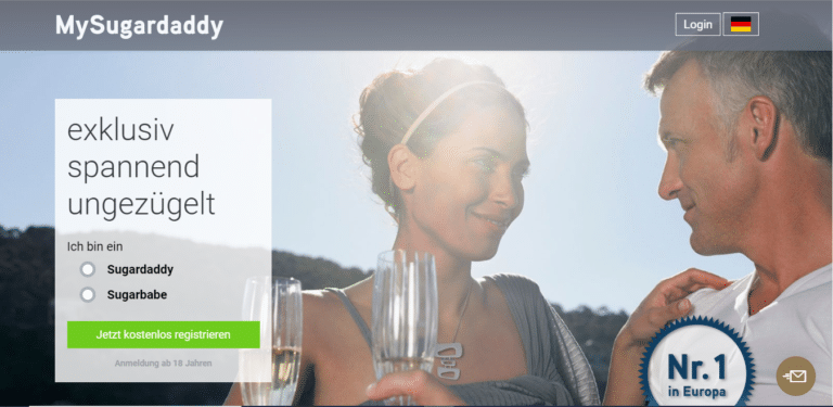 Mysugardaddy - Übersicht Sugar-Dating-Portale screen