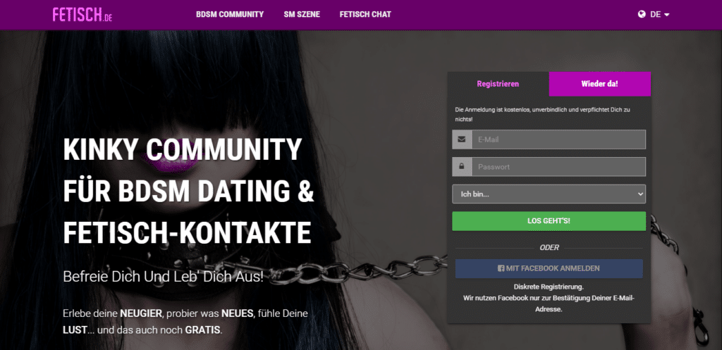 Unseriose datingseiten