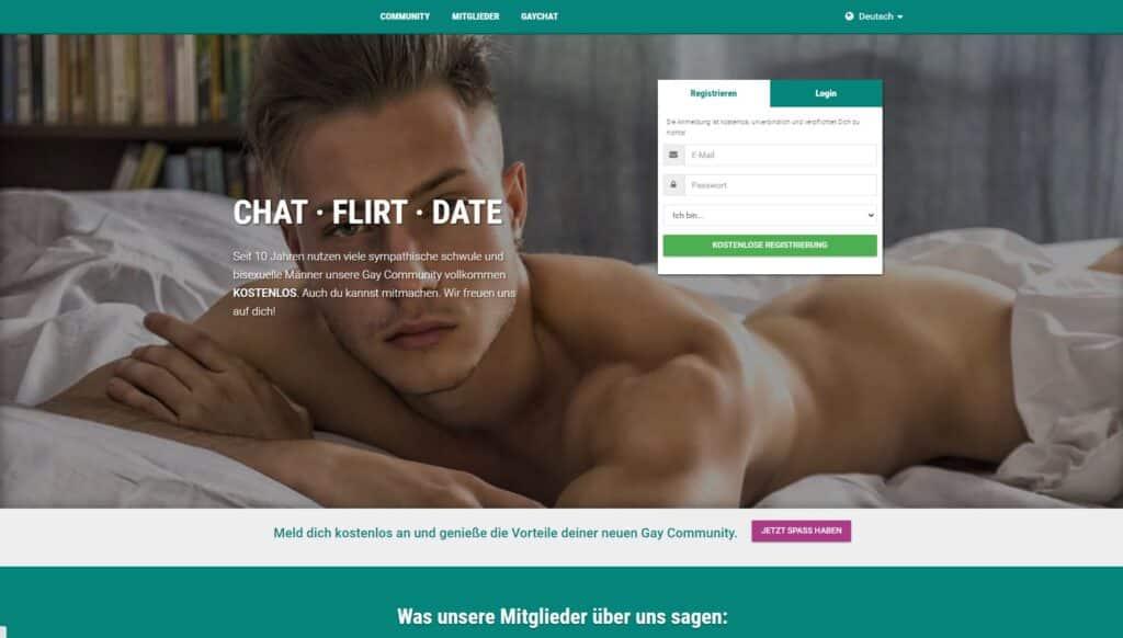 Dating seiten gay