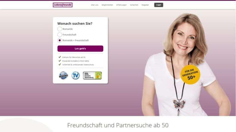 Lebensfreunde screenshot