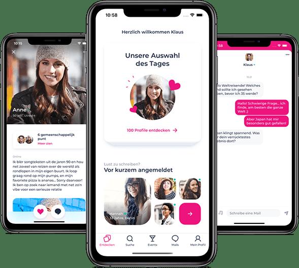 Neu.de dating app