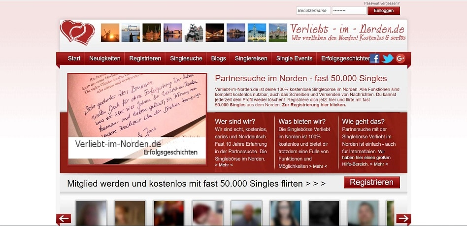 Dating-sites für über 50 kostenlos