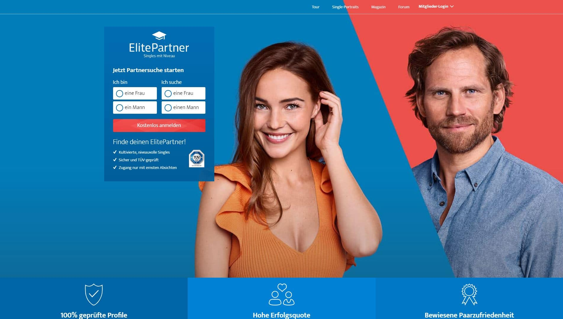 Bester online-dating-service für über 40