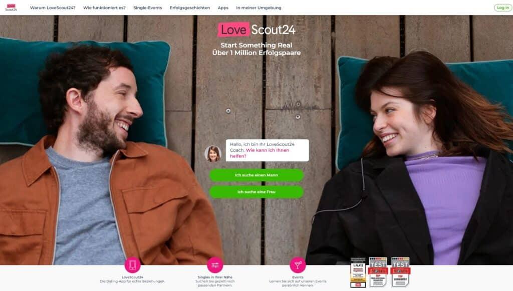 LoveScout24 screenshot 2