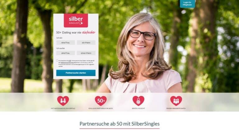 SilberSingles Screenshot ny