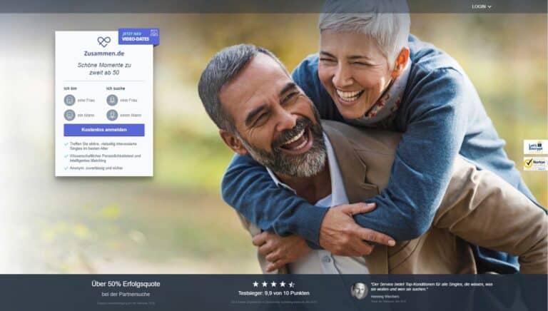 Zusammen.de screenshot